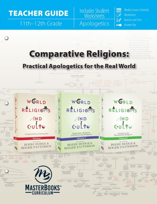 Comparative Religions (Teacher Guide)