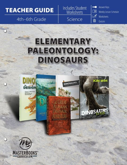 Elementary Paleontology (Teacher Guide)