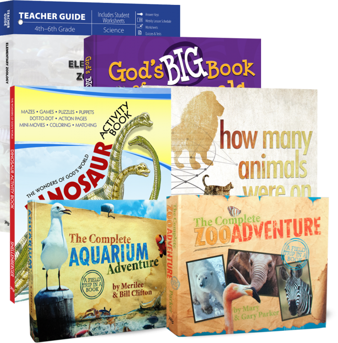 Elementary Zoology (Curriculum Pack)