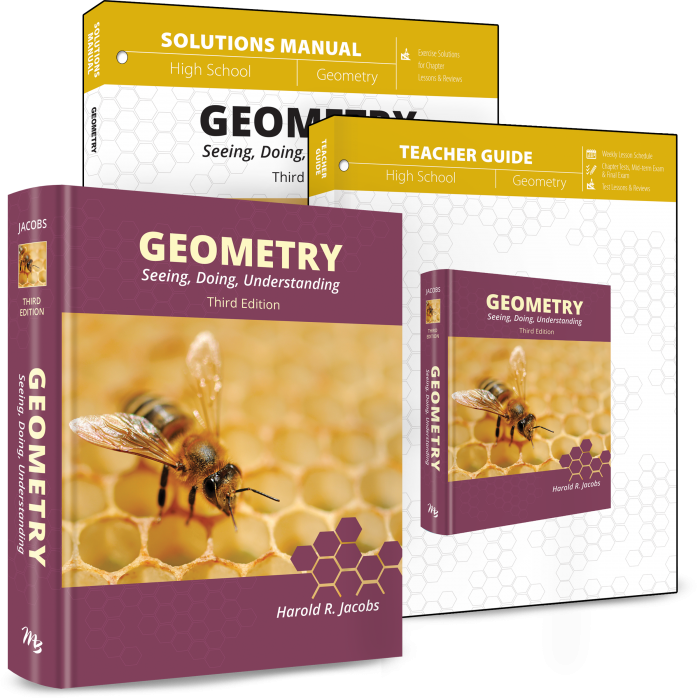 Geometry (Curriculum Pack)