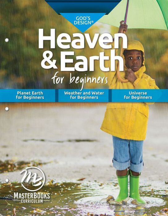 God's Design for Heaven & Earth: For Beginners (Download)
