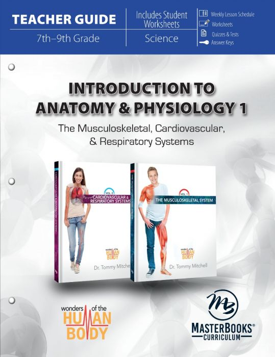 Introduction to Anatomy & Physiology 1 (Teacher Guide)