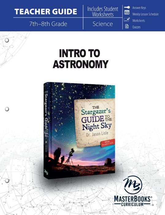Intro to Astronomy (Teacher Guide - Download)