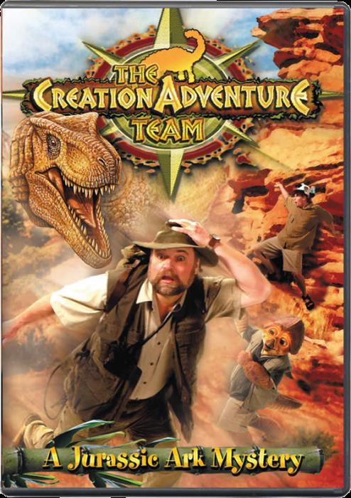 A Jurassic Ark Mystery (DVD)