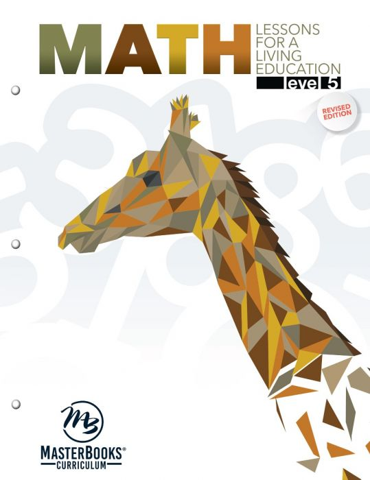 Math Lessons for a Living Education: Level 5 (Download)