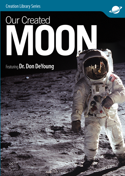 Our Created Moon DVD