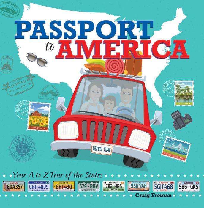 Passport to America (Download)