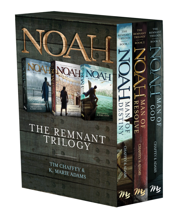 The Remnant Trilogy Box Set