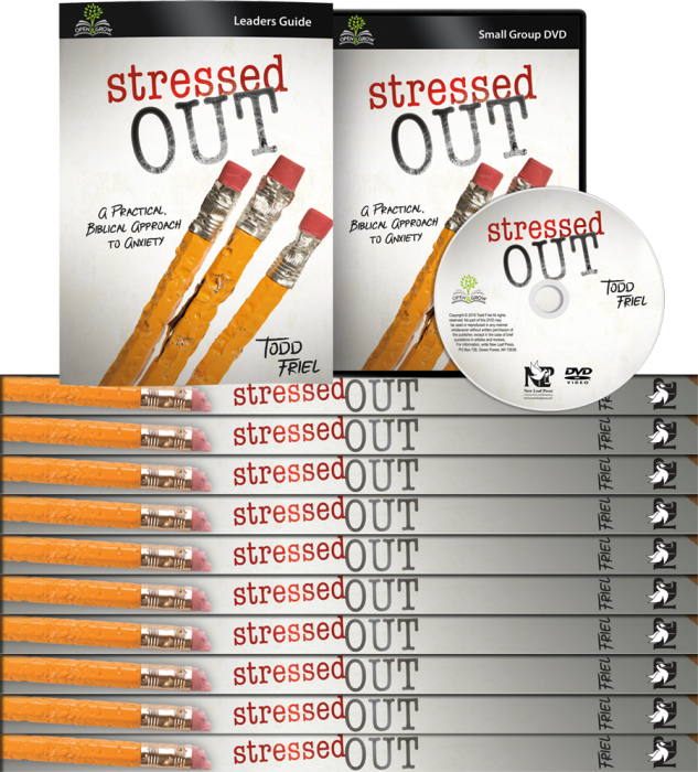 Stressed Out (Small Group Bundle)