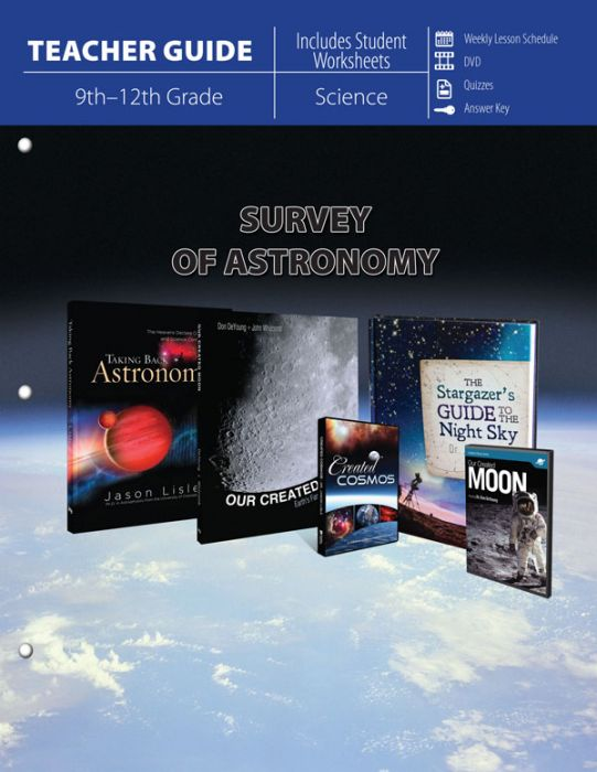 Survey of Astronomy (Teacher Guide)