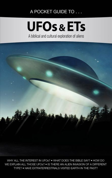 UFOs & ETs Pocket Guide