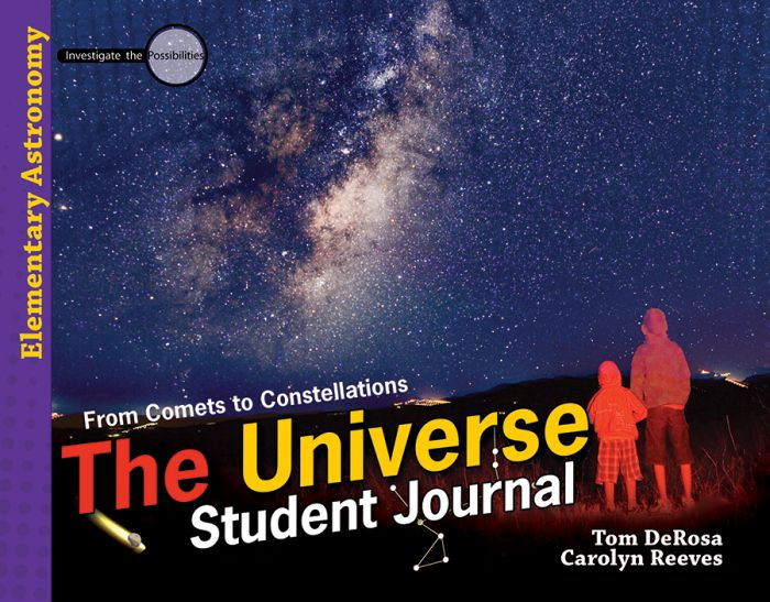 The Universe (Student Journal - Download)