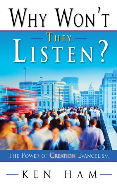 Why Won't they Listen? (Audiobook CD)
