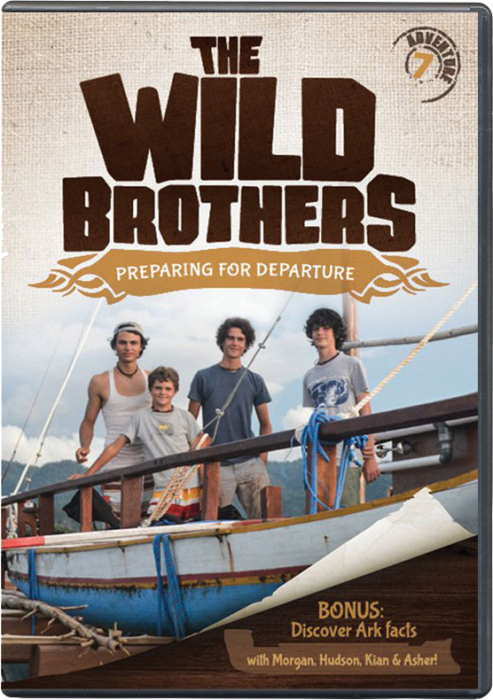 The Wild Brothers: Preparing for Departure