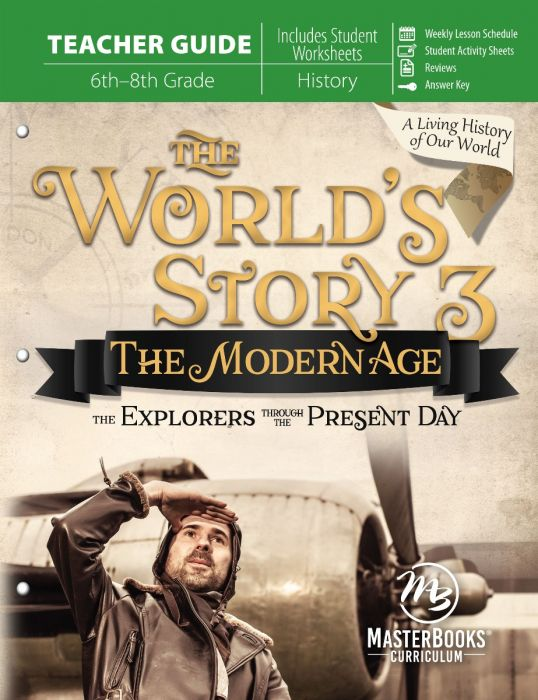 The World's Story 3: The Modern Age (Teacher Guide - Download)