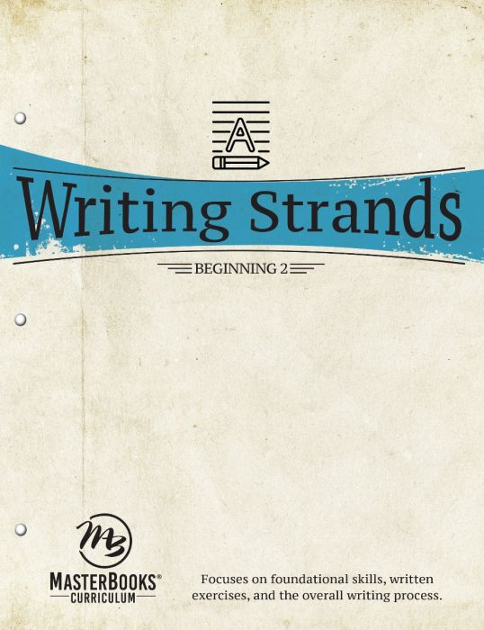 Writing Strands: Beginning 2 (Download)