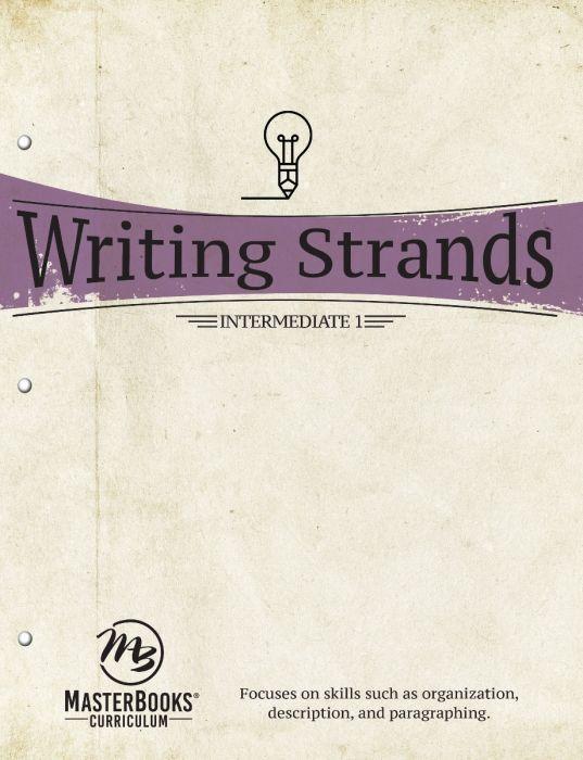Writing Strands: Intermediate 1 (Download)