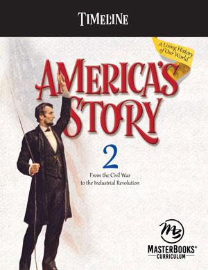 America's Story 2 - Timeline Pack